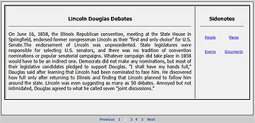 lincoln douglas debates essay Free essays on lincoln douglas debates get help with your writing 1 through 30.