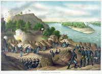 civil war battle of vicksburg essay Civil war - the battle of vicksburg the civil war split our nation, americans fighting americans, brother against brother the war lasted four long years, a key battle fought westward was the turning point in the war: the battle of vicksburg.