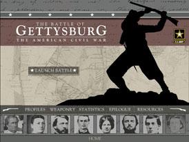 Gettysburg Interactive