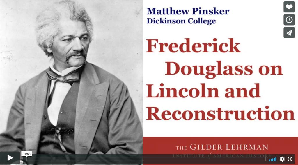 Douglass video