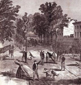 detailing the events during the bloody invasion of pennsylvania by confederate troops in 1863 Events awards central  prepare for an imminent german invasion during world  the hot and steamy jungles of burma entertaining the troops during world.
