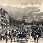 1st Inauguration Procession