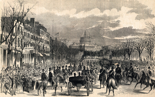 st Inauguration Procession