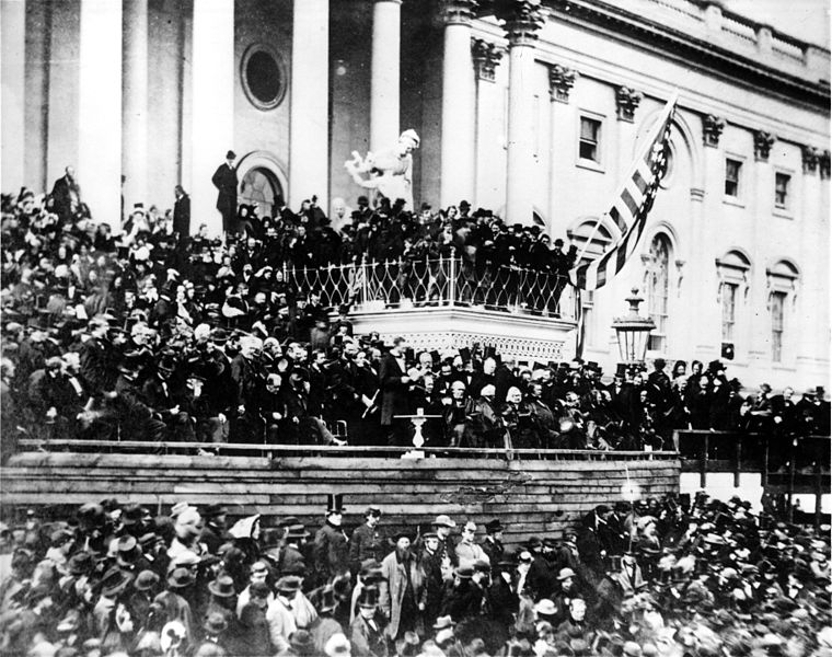 Image of Second Inauguration