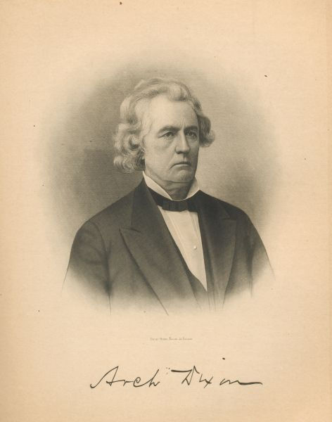 Senator Archibald Dixon