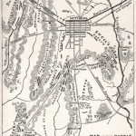 Battle of Gettysburg Map