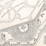 Diagram of Soldiers National Cemetery
