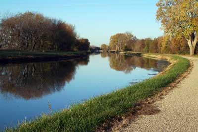 Hennepin, IL canal