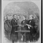 Image of 1865 oath
