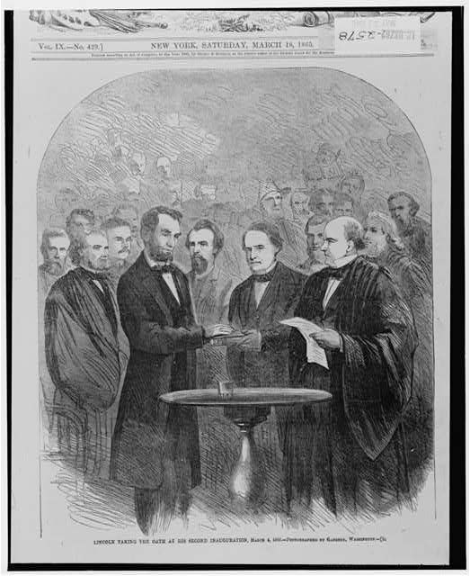 Image of  oath