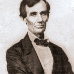Linclon in 1860 without beard