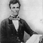 Lincoln in 1854