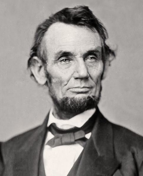 Lincoln in 1862