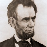 Lincoln in 1865