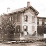 Lincolns house