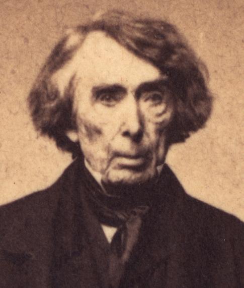 Roger Taney in 1858
