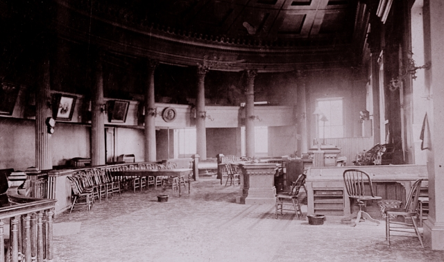 Springfield State Capitol (interior)
