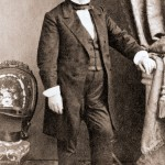 Stephen Douglas in 1860