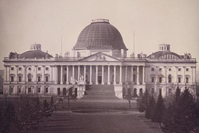 U.S. Capitol 1846
