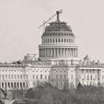 US Capitol, 1862