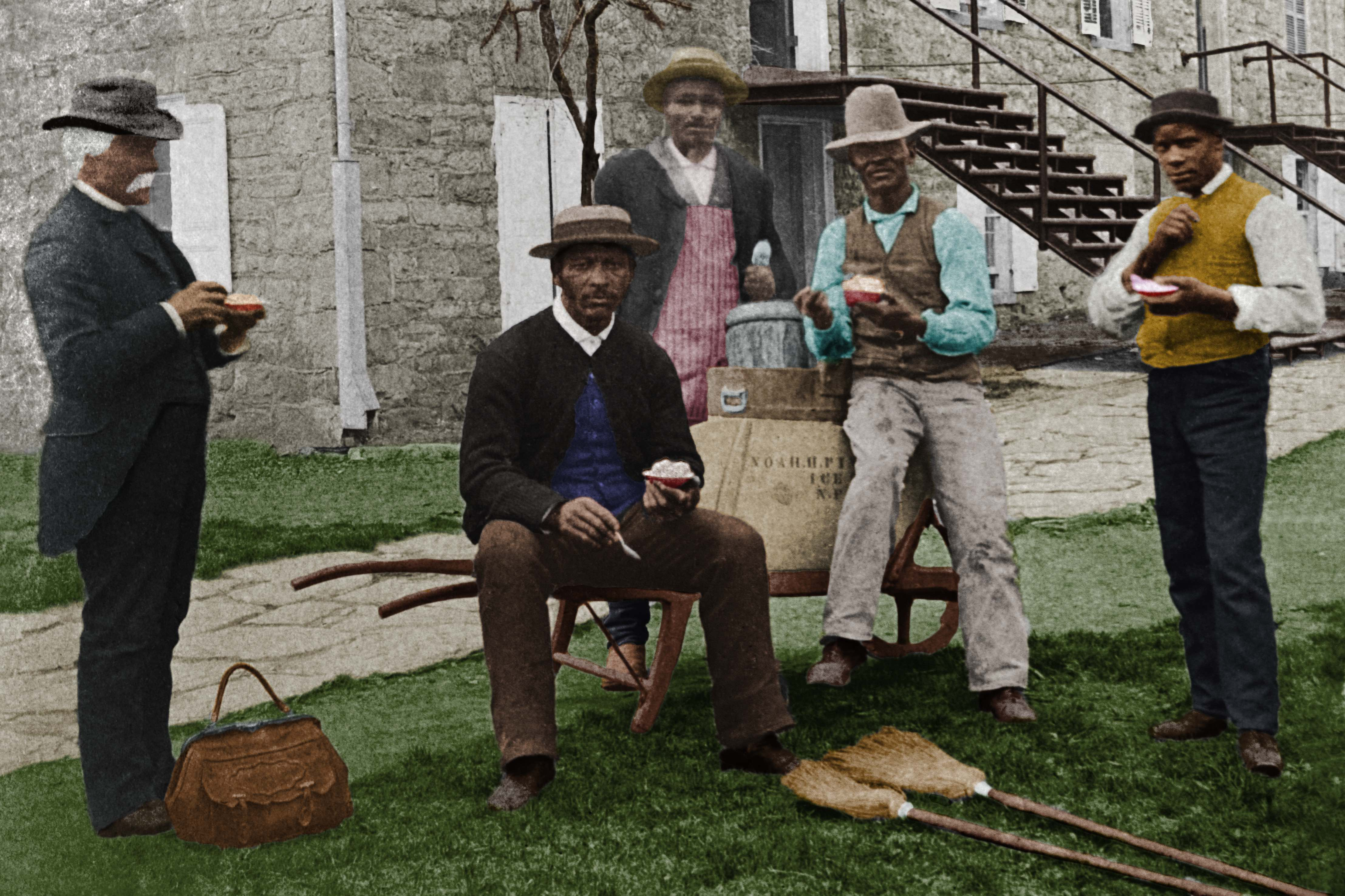 Colorized Banner