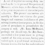 Missouri Stampede article