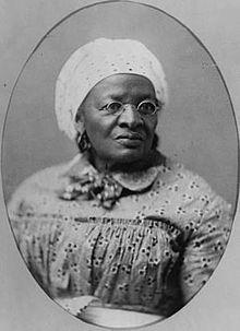Photograph of Mary Meachum