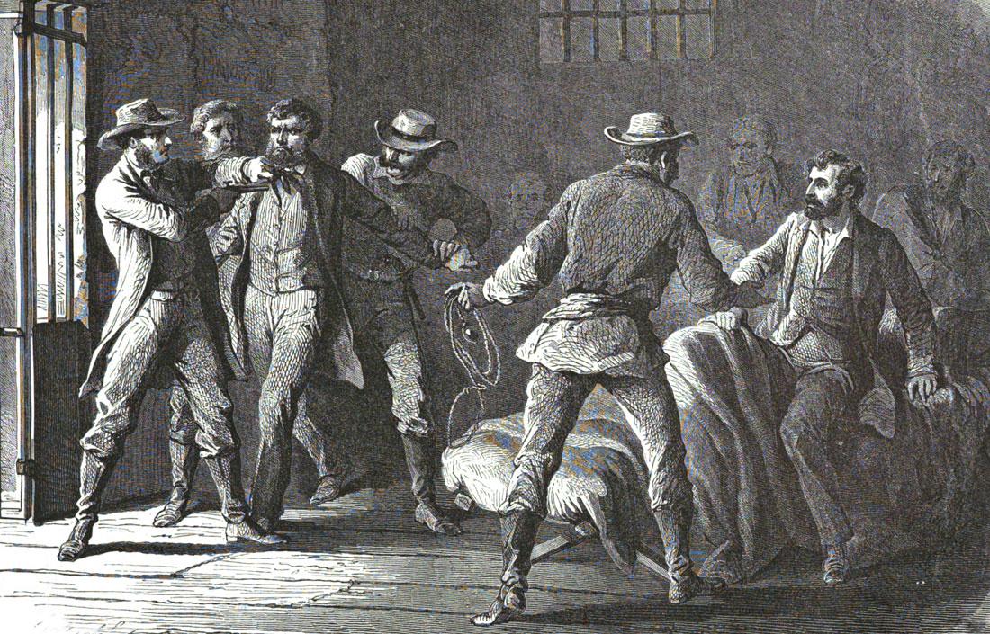 Doy prison rescue