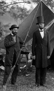 Lincoln Pinkerton