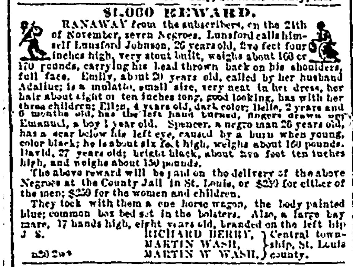 runaway reward ad
