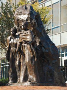 Edmonson Statue