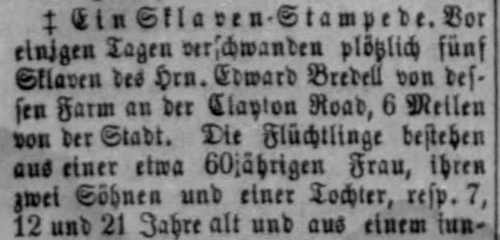 Sklaven Stampede German