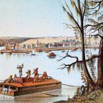 flatboat Bayou Sara