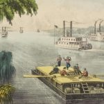 currier ives lithograph