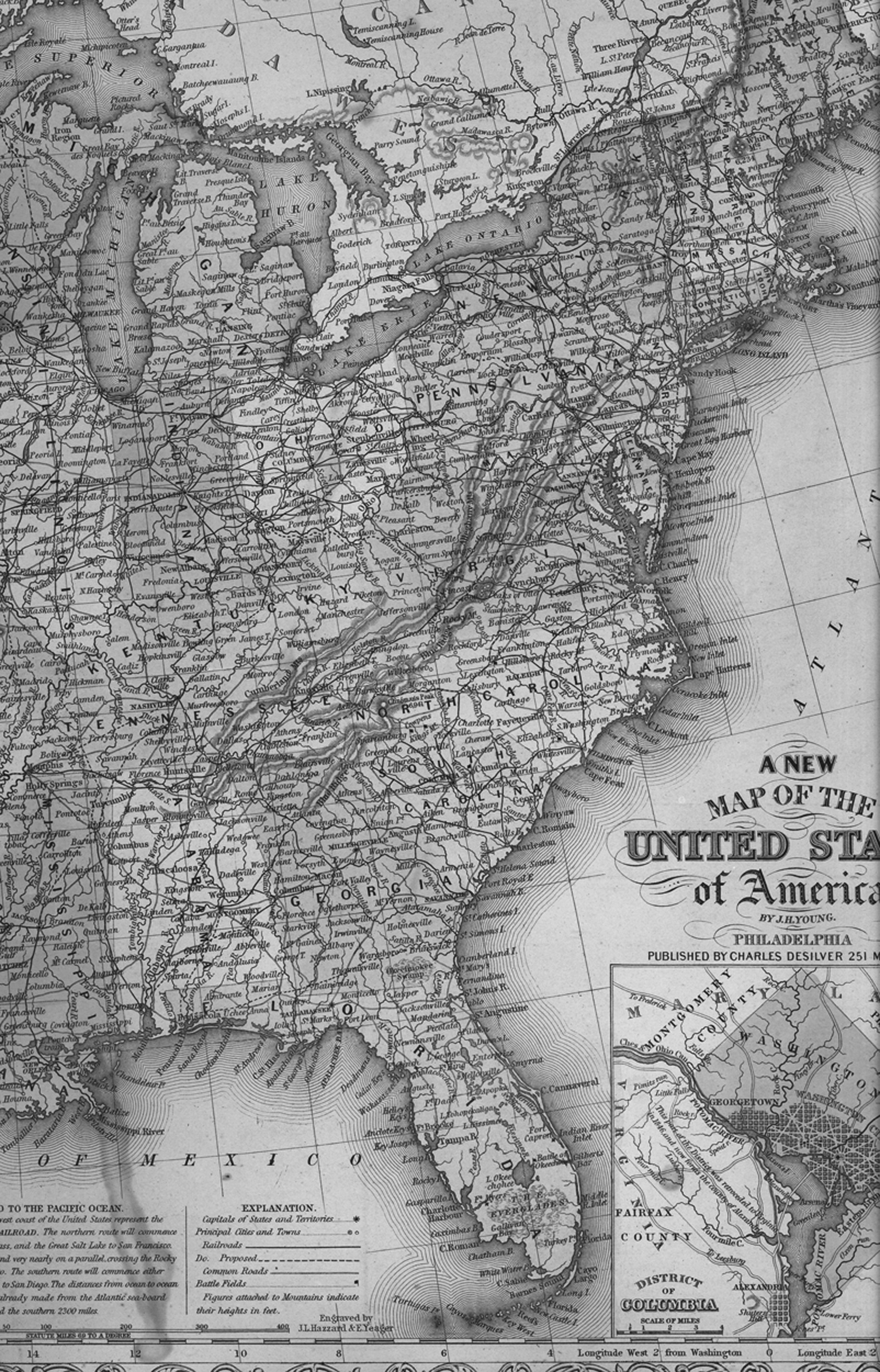 Underground Railroad Digital Classroom Maps Images